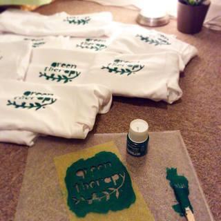 ほぐし&ヨガストレッチのタイ古式マッサージ|西荻窪|グリセラ | お手製スタッフTシャツ